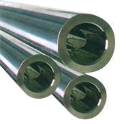 Buy cheap Ground Polished Chrome Plated Hollow Steel Pipe Bar , Cold Drawn from Wholesalers