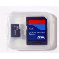 Buy cheap factory Wholesale high speed low price 2gb micro sd with 1year warranty product