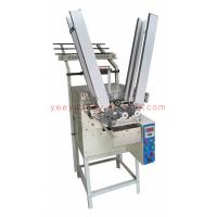 Buy cheap full automatic double spindle weft yarn winding machine for braiding machine product