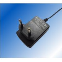 Buy cheap United States Europe Wallmount AC Adapter 12V DC 1A 12W UL CE FCC SAA product