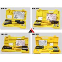 Buy cheap YQK-70 Hydraulic Cable Lug Crimping Tool With Automatis Safety Set For Crimping Terminal product