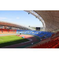 Buy cheap High Strength Lightweight Structural Steel Roof Trusses For Sport Hall product