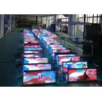 Buy cheap P2.5 Full Color LED Display for Advertising on Taxi Top/LED Sign Board wireless 3G taxi top advrtising from wholesalers