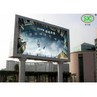 China SMD 3 in 1 indoor RGB LED Display on sale