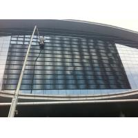 Buy cheap LED curtain advertising led display / LED mesh advertising led display / Indoor and Outdoor led display product