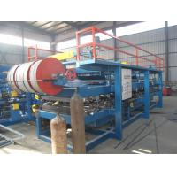 Buy cheap Mineral Wool Roof Sandwich Panel Production Line 3-5 M / Min Carbon Steel Material product