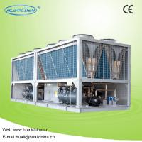 Buy cheap Air To Water Heat Pump Air Cooled Water Chiller Unit 379 KW - 675 KW product