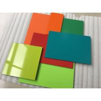 Buy cheap Weatherpoof Aluminium Composite Sheet / Aluminium Wall Sheets Easy To Maintain product