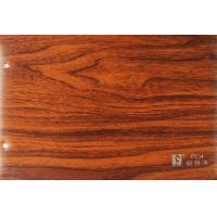 Buy cheap Optional Color PVC Lamination Film Wood Grain Thickness 0.12-0.60mm ECO Friendly product
