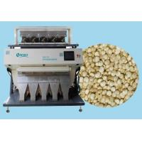 Buy cheap Single Ejector and High Frequency Colorful CCD Quinoa Sorting Machine product