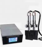 20KHz 15KHz Ultrasonic Transducer Generator , Mold Plastic Sheet Welding Machine