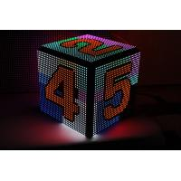 Buy cheap 64 x 64 Pixels P2.5 P3 P4 Indoor full color LED display module without using the ribbon cable product