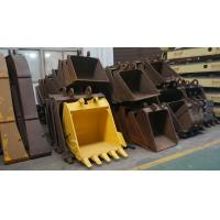 Buy cheap Hitachi Excavator Bucket For Construction Engineering , Heavy Equipment Spare Parts product