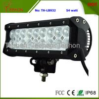 Buy cheap 54W 9 Inch Double-Row off-Road LED Light Bar for Arctic Cat, Can-Am, Honda ATV product