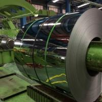 Buy cheap 430 BA Mirror Stainless Steel Strip Roll , ASTM 304 430 420 316L Aisi Steel Strip Coil 0.3mm-3mm product