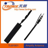 Buy cheap black color car amplifier antenna/ hidden car am fm antenna/ electronic antenna TLB1801 product