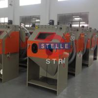 Buy cheap Abrasive Sand Blast Cabinet Deresidue Derusting Degreasing Descaling product
