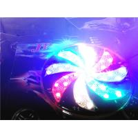 Buy cheap Windmill strobe flash Rainbow color Car/ Motorcycle DRL daytime running light product