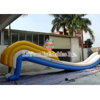 Buy cheap Crazy Inflatable Boat Slide ,Inflatable Water Sports For Yachts CE14960 product