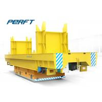 Quality 50t Transfer Cart Industrial Ladle Transfer Car on Rail with Heat Insulation Material for sale