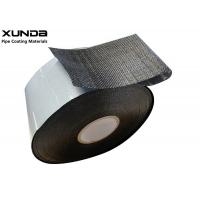 Buy cheap Anti Corrosive Wrapping Self Adhesive Bitumen Tape Of Oil Gas Pipeline Cold Applied Underground Buried product