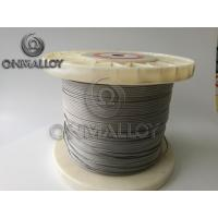 Buy cheap NiCr 2080 Heating Stranded Resistance Wire NiCr A Nichrome Alloy product