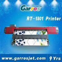Buy cheap 6ft vivid color printing heat transfer sublimation paper eco solvent textile printer product