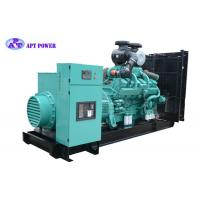 Buy cheap 520 KW Low Noise Chinese Cummins Diesel Generator For Hospital / Standby Power System from wholesalers