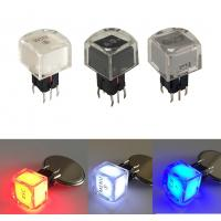 Buy cheap Excellent Quality Mini 6mm Matrix Switcher Tactile Micro Push Button Switch With Symbol Cap product