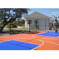 Sound Insulation Badminton Court Flooring Commercial Aging Resistance