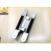 Buy cheap 160kg / Pair Open Zinc Alloy Door Invisible Heavy Duty Door Hinges 240*32*32*42mm product
