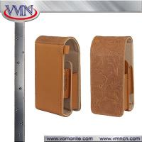 Buy cheap IQOS Flower Texture Embossing Pattern Leather Case holster for ICOs electronic cigarettes product