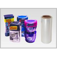 Buy cheap OEM PET Shrink Film Rolls For Automatic Packaging Moisture Proof product