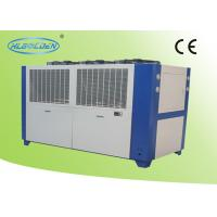 Buy cheap Indoor Industrial Air Cooling Screw Chiller With CE Certificate product