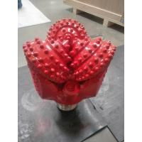 Buy cheap IADC437 IADC637 Tricone Drill Bits Water Well Drilling Forging Processing product