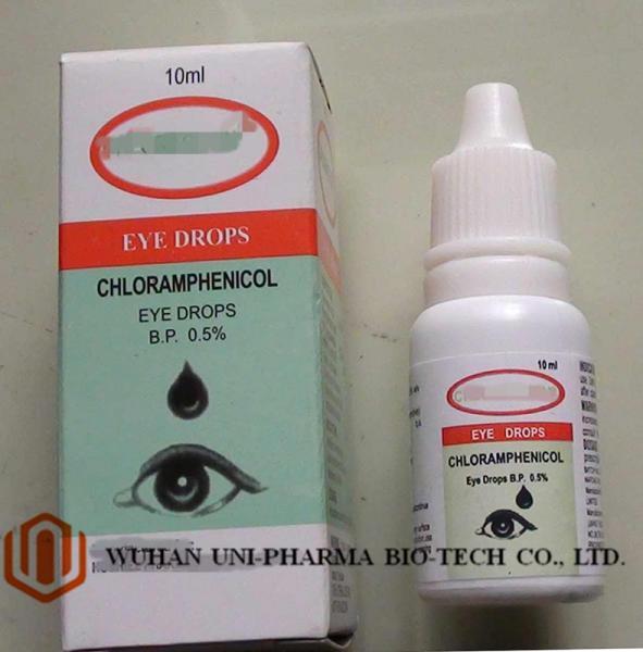 Chloramphenicol Ear Drops Description