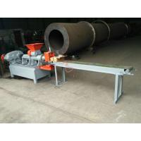 Buy cheap Hydraulic Briquette Extruder Wood Charcoal Processing Line Charcoal Briquette Making Machine product