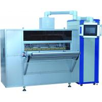 Buy cheap High Speed Filter Paper Pleating Machine , 380v / 50hz Rotary Pleating Machine product