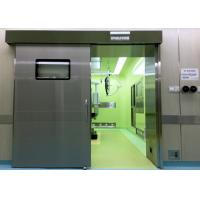 Buy cheap Medical Operating Room Automatic Hermetic Sliding Door Stainless Steel product