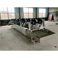 China High Pressure Fan Vegetable Dryer Machine , 0.75KW Vegetable Drying Equipment on sale