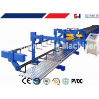 Buy cheap Air-operated Metal Deck Roll Forming Machine High Frequency product