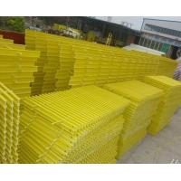 Buy cheap Fire Retardant and Chemical Resistant FRP GRP Molded Gratings Micro Mesh FRP Vinyl Ester Resin Grating product