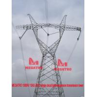 MEGATRO 750KV 7C2-SJC1 light angle tension type Transmission tower