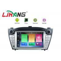 Buy cheap Android 8.0 Hyundai Car DVD Player With Muti Language SD FM MP4 USB AUX product