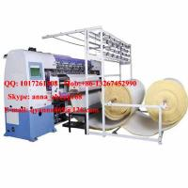 QYA-96-3C6 Computerized Chain Stitch Multi-needle Quilting Machine of ...