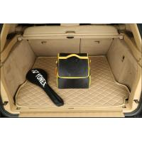 China China Gold Supplier for Best Seller Collapsible Portable Multi Compartments Car Trunk Organizer on sale