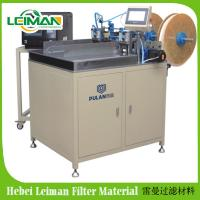 Buy cheap PLLG-2 Semi-auto Cabin Air Filter Gluing Machine product