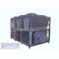 Buy cheap Air Cooled Low Temperature Air Water Chiller Unit for Accurate Temperature Control / Blister machine product