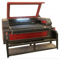 Buy cheap Auto Feeding Laser Cutting Machine for Fabric Price product