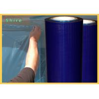 Buy cheap Blue Color Surface Shields Window Protection Film In Different Size product